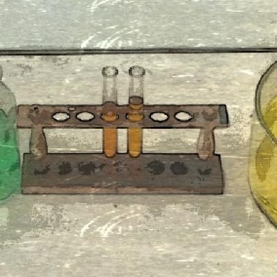 Verrerie chimie